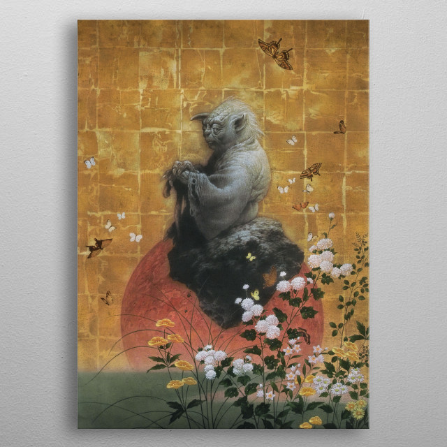 High-quality metal wall art meticulously designed by Star Wars would bring extraordinary style to your room. Hang it & enjoy. metal poster