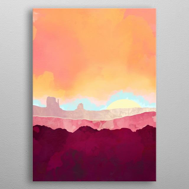 High-quality metal wall art meticulously designed by spacefrogdesigns would bring extraordinary style to your room. Hang it & enjoy. metal poster