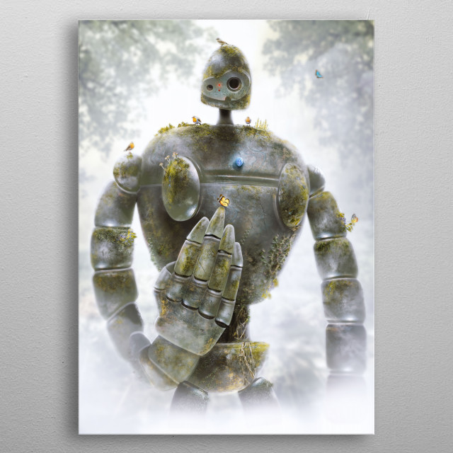 This marvelous metal poster designed by barrettbiggers to add authenticity to your place. Display your passion to the whole world. metal poster