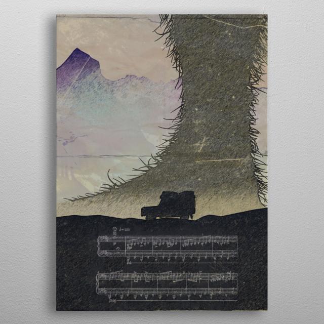 Trollhunter metal poster