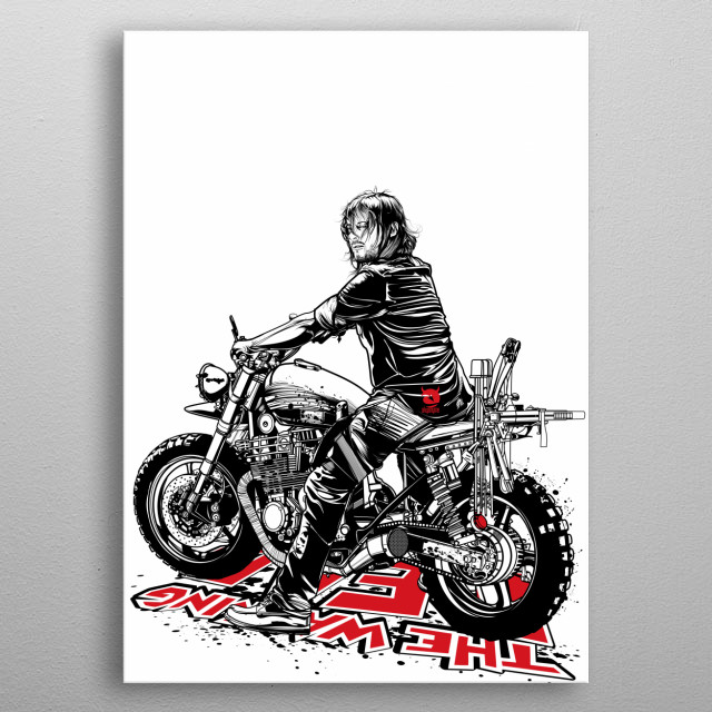 Fascinating  metal poster designed with love by akyanyme. Decorate your space with this design & find daily inspiration in it. metal poster