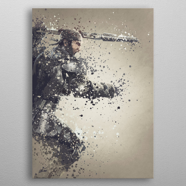 Fascinating  metal poster designed with love by digitalheavens. Decorate your space with this design & find daily inspiration in it. metal poster