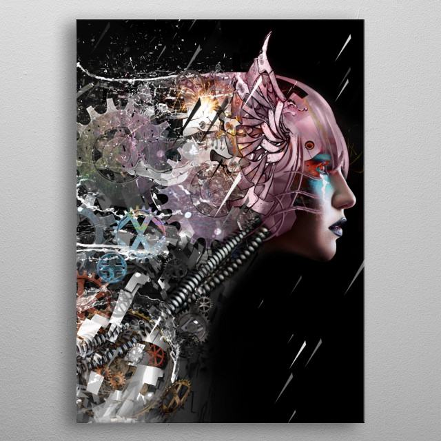 ValKyrie metal poster
