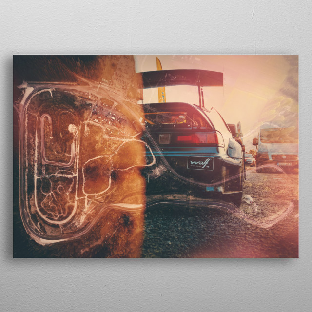 High-quality metal print from amazing 2fast 2impressive collection will bring unique style to your space and will show off your personality. metal poster