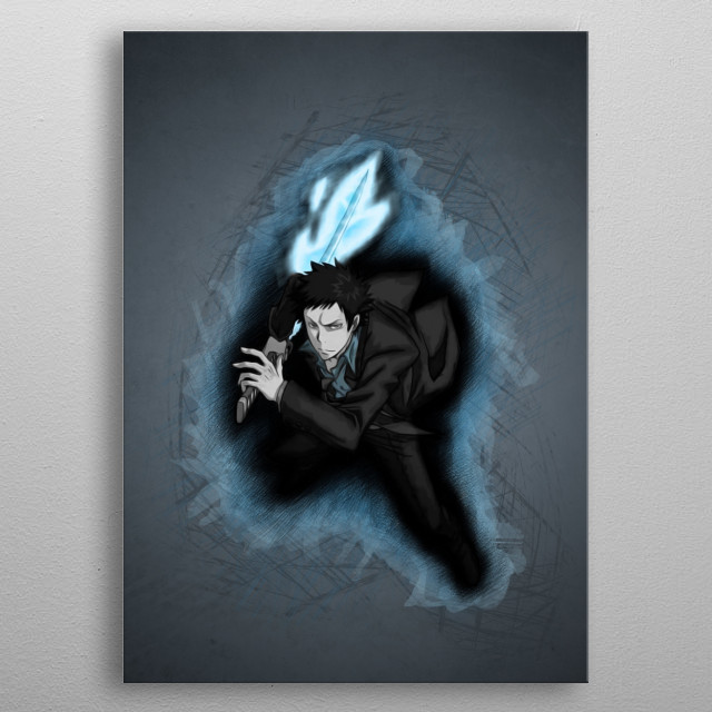 High-quality metal print from amazing Katekyo Hitman Reborn collection will bring unique style to your space and will show off your personality. metal poster