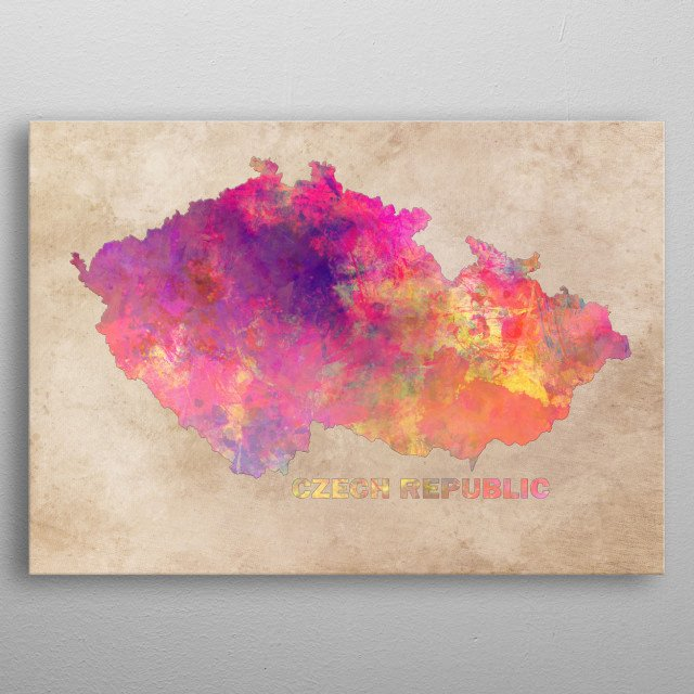 Fascinating  metal poster designed with love by jbjart. Decorate your space with this design & find daily inspiration in it. metal poster