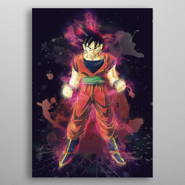 High-quality metal print from amazing Renegade collection will bring unique style to your space and will show off your personality. metal poster