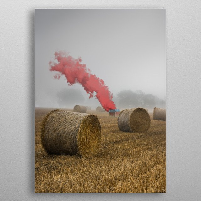 Fascinating  metal poster designed with love by paulethanol. Decorate your space with this design & find daily inspiration in it. metal poster