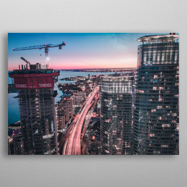 High-quality metal wall art meticulously designed by ARTilley would bring extraordinary style to your room. Hang it & enjoy. metal poster