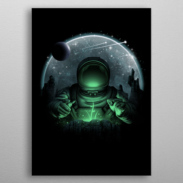 This marvelous metal poster designed by vp021 to add authenticity to your place. Display your passion to the whole world. metal poster