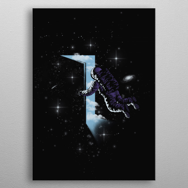 Fascinating  metal poster designed with love by khronelle. Decorate your space with this design & find daily inspiration in it. metal poster
