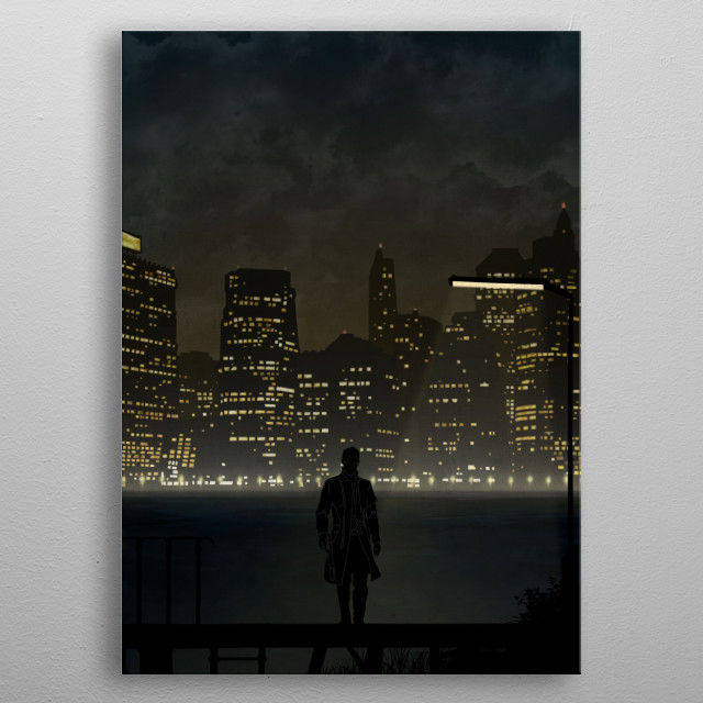 High-quality metal print from amazing Warriors Landscapes collection will bring unique style to your space and will show off your personality. metal poster
