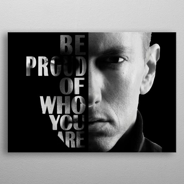 eminem BEST poster by kostadin mandzhukov | metal posters