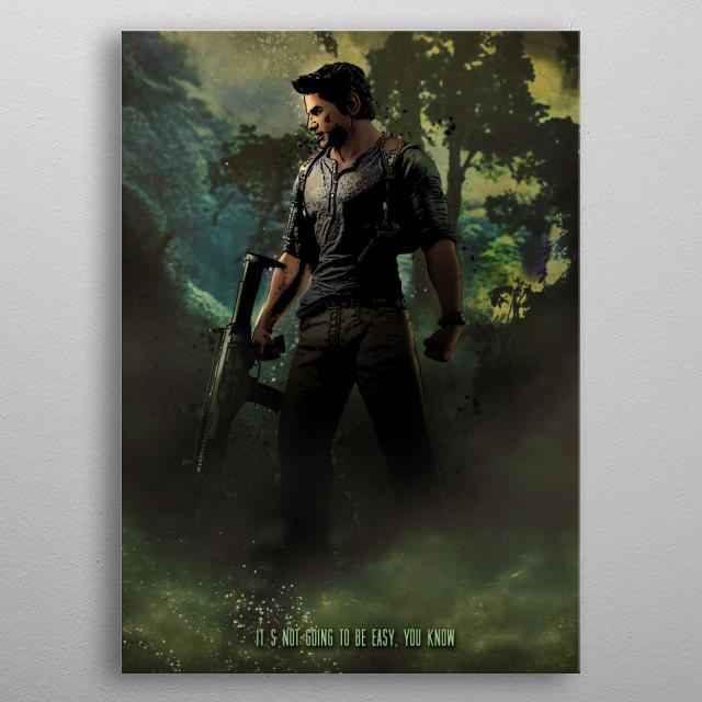 Nathan metal poster