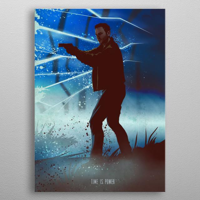 Jack Joyce metal poster