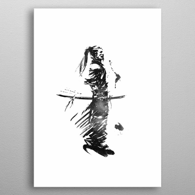 High-quality metal print from amazing Digital Art Illustration collection will bring unique style to your space and will show off your personality. metal poster