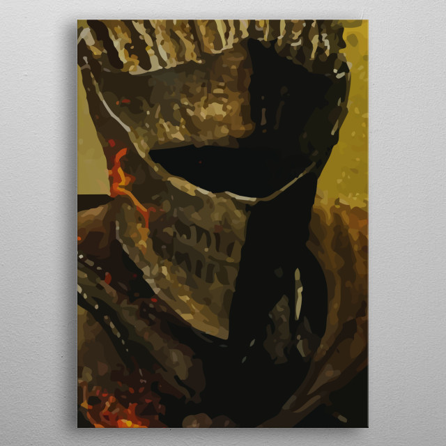 This marvelous metal poster designed by drevil54 to add authenticity to your place. Display your passion to the whole world. metal poster