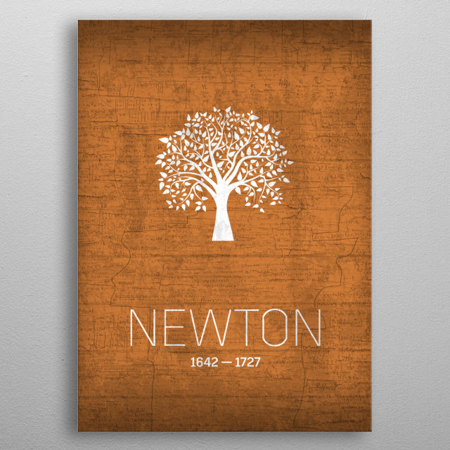High-quality metal print from amazing The Inventors collection will bring unique style to your space and will show off your personality. metal poster