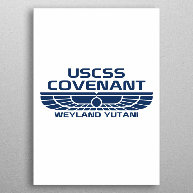 uscss covenant metal poster