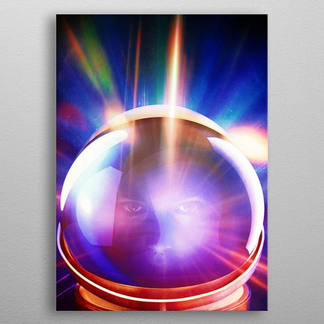 High-quality metal wall art meticulously designed by seamless would bring extraordinary style to your room. Hang it & enjoy. metal poster