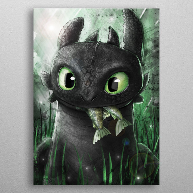 Best companion by Ruby Art | metal posters - Displate