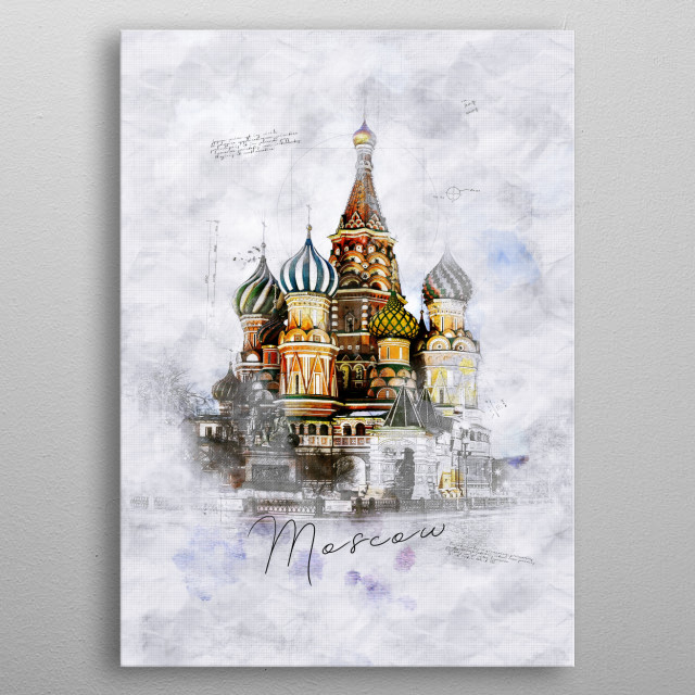 Fascinating  metal poster designed with love by TraX1m. Decorate your space with this design & find daily inspiration in it. metal poster