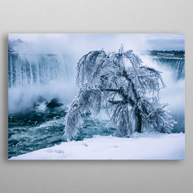 High-quality metal print from amazing Dreamscape Canada Gallery collection will bring unique style to your space and will show off your personality. metal poster