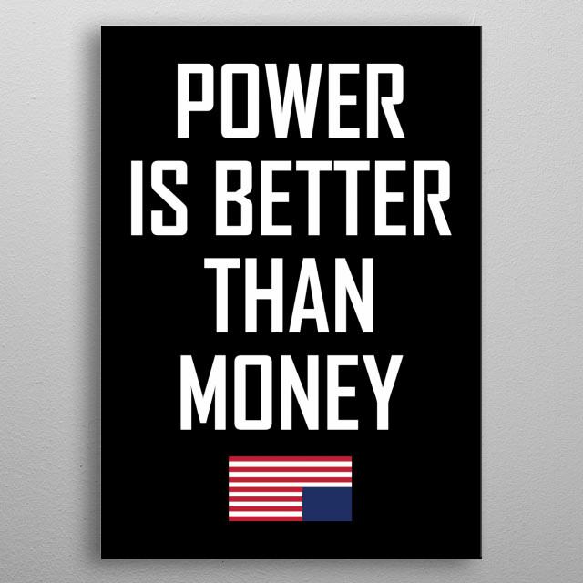 Power metal poster