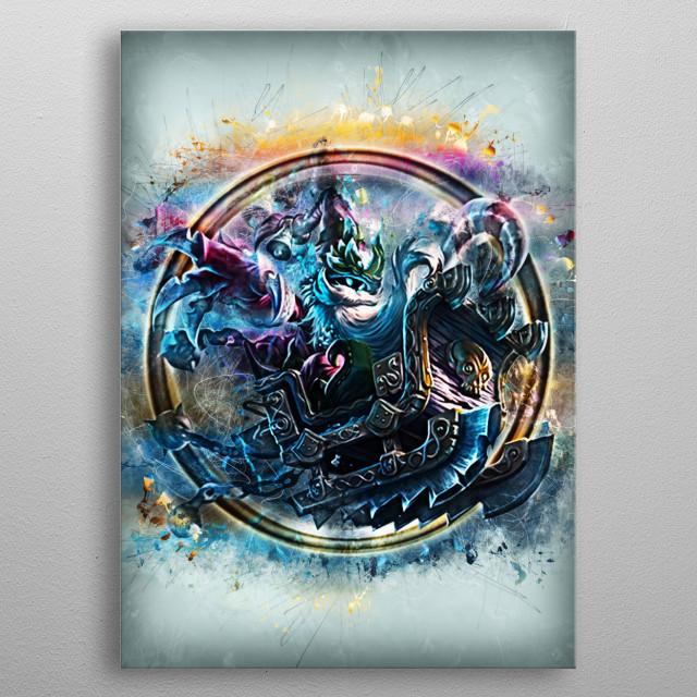 verga metal poster