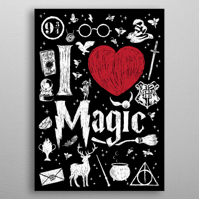High-quality metal wall art meticulously designed by drmonekers would bring extraordinary style to your room. Hang it & enjoy. metal poster