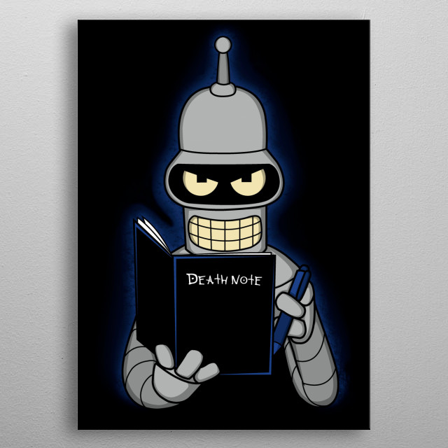 Kill All Humans!  metal poster