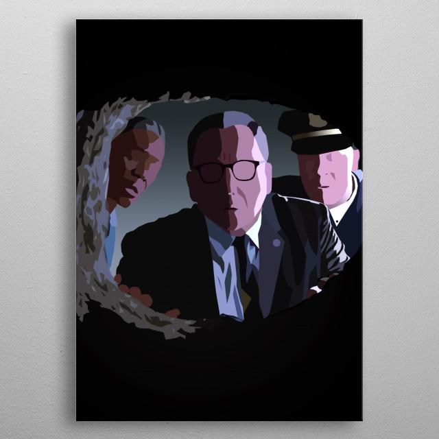 Shawshank metal poster