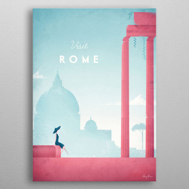 Fascinating  metal poster designed with love by henryrivers. Decorate your space with this design & find daily inspiration in it. metal poster