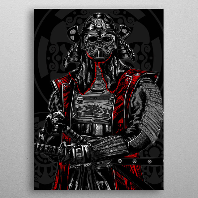 Dark Lord metal poster