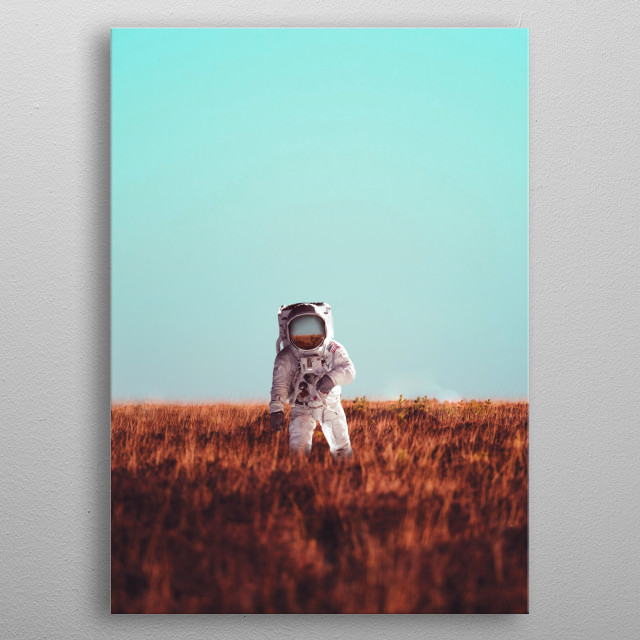 Fascinating  metal poster designed with love by sublimenation. Decorate your space with this design & find daily inspiration in it. metal poster