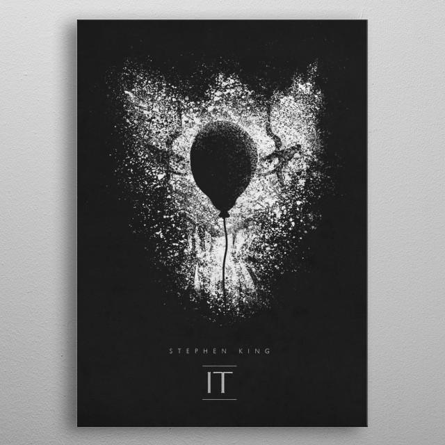 It metal poster