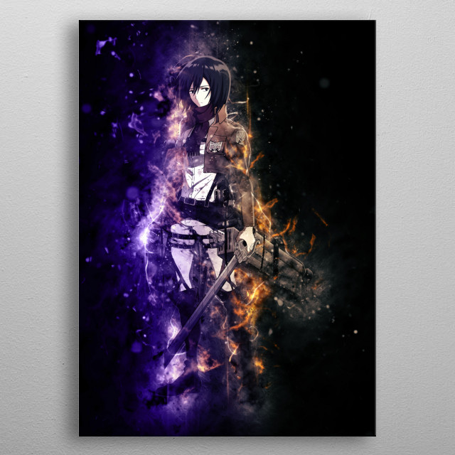 Fascinating  metal poster designed with love by puck4001. Decorate your space with this design & find daily inspiration in it. metal poster