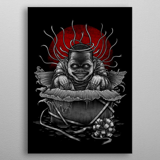 Winya No. 127 metal poster