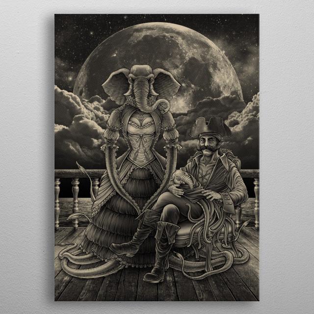 Winya No. 119 metal poster