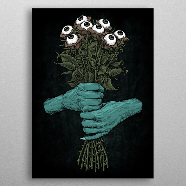 Winya No. 123 metal poster