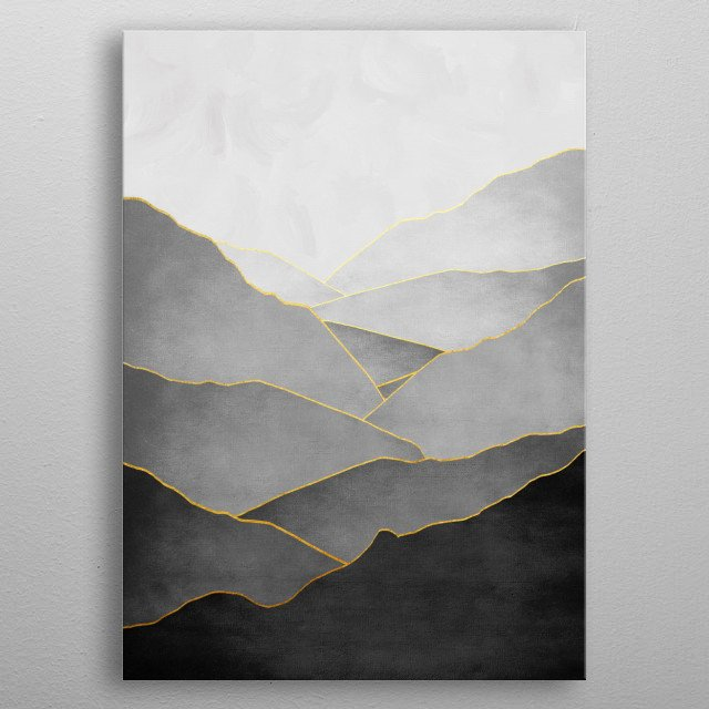 Fascinating  metal poster designed with love by MarcoGonzalez. Decorate your space with this design & find daily inspiration in it. metal poster