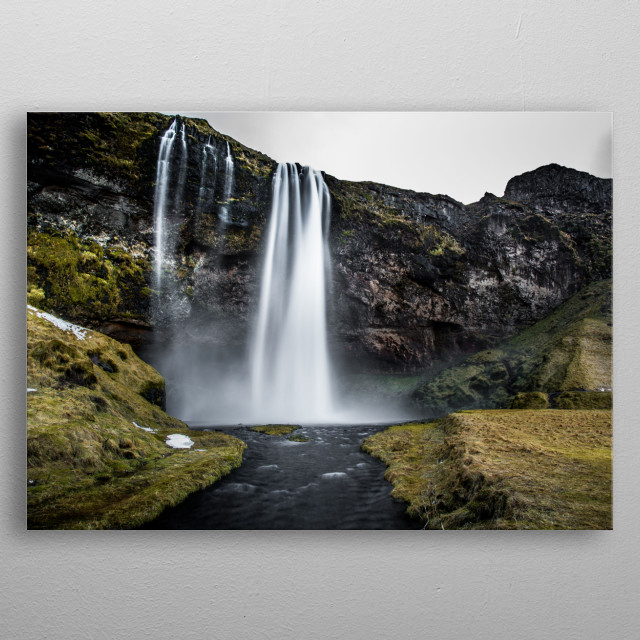 High-quality metal wall art meticulously designed by kzaravisualconcepts would bring extraordinary style to your room. Hang it & enjoy. metal poster