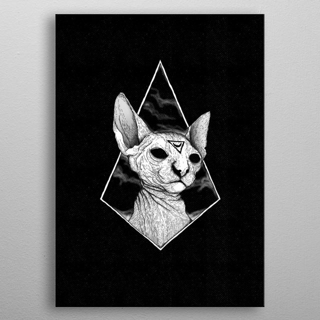 Fascinating  metal poster designed with love by kiryadi. Decorate your space with this design & find daily inspiration in it. metal poster