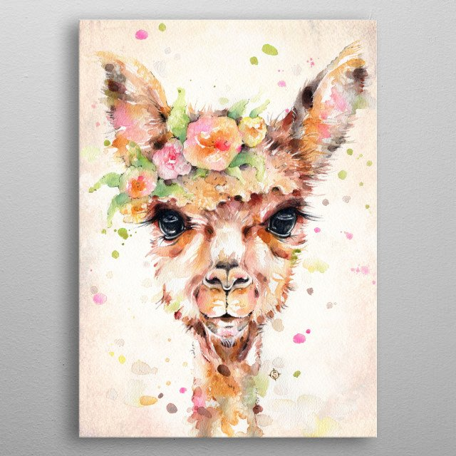 High-quality metal wall art meticulously designed by Sillier_Than_Sally would bring extraordinary style to your room. Hang it & enjoy. metal poster
