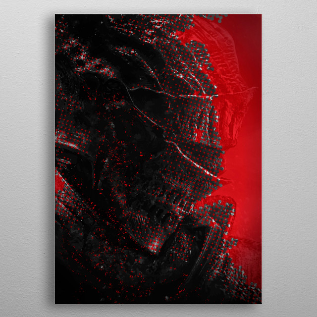 High-quality metal print from amazing Videogames collection will bring unique style to your space and will show off your personality. metal poster