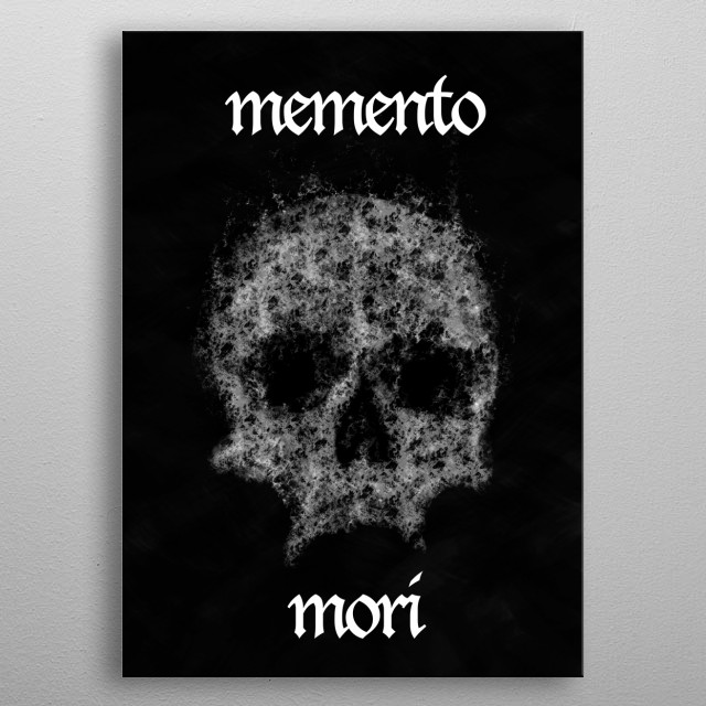 High-quality metal print from amazing Quotes collection will bring unique style to your space and will show off your personality. metal poster