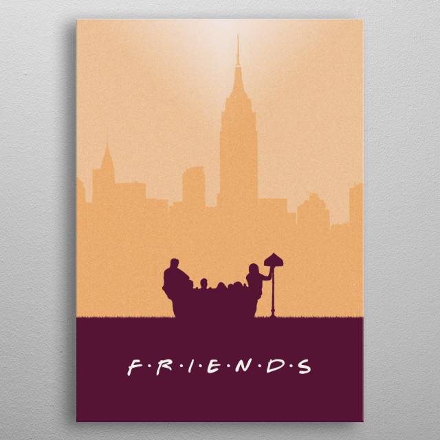 This marvelous metal poster designed by piccolo135 to add authenticity to your place. Display your passion to the whole world. metal poster