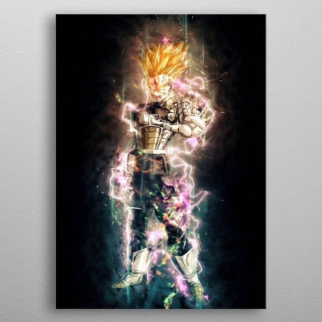 trunks metal poster
