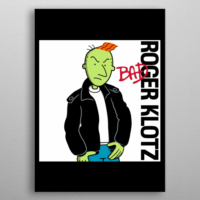 High-quality metal print from amazing Funny Pop Culture collection will bring unique style to your space and will show off your personality. metal poster