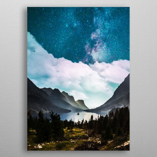 This marvelous metal poster designed by Original28 to add authenticity to your place. Display your passion to the whole world. metal poster